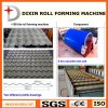 Russia Steel Tile Roof Rolling Machine