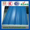 Corrugated Profiled Color Coated Galvanized Steel Sheet