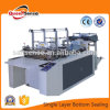 Single Line Cold Cutting Bottom Sealing Plastic Bag Making Machine