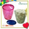 Medical Sterilize Cotton Ball with Plastic Dispenser