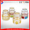Wholesale Customized Storage Glass Jar with Lid