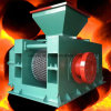 China Silver Charcoal Coal Powder Stick Extruder Briquette Press Machine