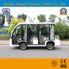 Zhongyi 8 Seater Enclosed Mini People Mover Electric Passenger Users with High Quality