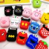 Cute Cartoon Wireless Earphone Case for Apple Airpods 2 Silicone Headphones Case Airpods Protective Cover