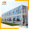 China Made Low Price Luxury Prefab Flat Pack Shipping Container House for Office