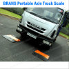 Portable & Moveable 30t, 40t, 50t Dynamic Weighing Heavy Duty Portable Truck Axle Scale