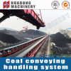 Dtii Type Flat Belt Conveyor for Power Plant Coal Handling System