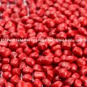 China Color Red Plastic Masterbatch Manufacturer for PE Film and PP Injection