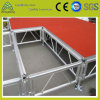 1.22m*2.44m Portable Outdoor Performance Aluminum Plywood Stage