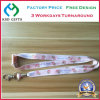 Fashion Customized Logo Heat Transfer/Dye Sub Lanyards with Metal Hook