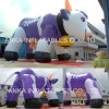 Giant Advertising Inflatable Cartoon Milk Cow Model