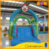 Hot Commercial Bouncer Inflatable Clown Combo with Slide (AQ0124)