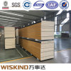EPS/PIR/ PU/Rock Wool Sandwich Panels with Easy Insulation for Wall and Roof Clading
