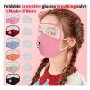 Children Maskes Eyeshield Design Reusable Anti Pollution Anti Water Fashion Cotton Face Mask
