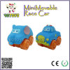 Plastic Vinyl Animal Shape Vehicle Toy Movable Car