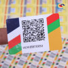 Custom Self Adhesive Packaging Roll Sheet Printing Paper Recovery Variable Qr Code Sticky Label