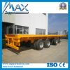 40 3 Axle Flatbed with First Axle Lifting