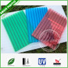 Easy Installed Polycarbonate Rooding Plates PC Corrugated Solid Hollow Sheet Supplier