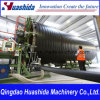 HDPE Spirally Pipe Extrusion Line Structure Wall Pipe Extruder