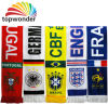 Printing All Sorts of Fan Scarf, Football Scarf, Promotional Scarf