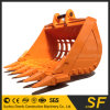 Ex600 Hard Rock Skeleton Bucket for Excavator