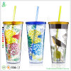 20oz China Style Double Insulated Acrylic Tumbler with Lid (TB-A1-3)