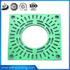 Ductile Iron Rubber/Sidewalk/Waste/Garden/Sewage Lid Drain Covers Outdoor Manhole Covers