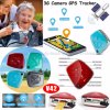 Newest 3G WCDMA Personal Tracker GPS with Fall Down Alarm Alert