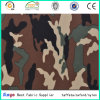 PU/PVC Coated Polyester Mexico Camouflage Military Fabric