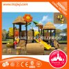 Amusement Park Plastic Slide Children Outdoor Playground Set