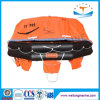 Marine Safety Equipment Solas Liferaft Rescue Raft Boat Emergency Inflatable Offshore Life Raft for Sale