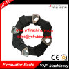 Jcb220 Rubber Flexible Coupling Excavator Spare Parts