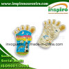 Foot Shape Acrylic Fridge Magnet for Colection