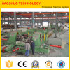 Steel Sheet Leveling and Cutting Line