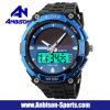 Solar Power Digital Sports Watch 50m Water Resistant