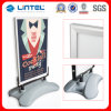A0 Double Sided Display Sign Aluminum Pavement Sign