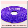 New Universal 7m Anti-Scratch Rubber Rim Guard Car Wheel Rim Protector Purple