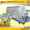 Automatic Glass Bottle Washing Drying Machine
