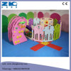 Latest Children Toys Plastic Slide for Indoor Playground