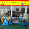 Peripheral Drilled Roll Rubber Two Roll Mixing Mill