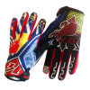 Red New Model Fashionable Ktm Motocross Racing Gloves (MAG30)