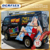Adhesive Vinyl Car Wrapping Material Signage Graphics Material