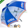 Full Printing Automatic Fiberglass Golf Umbrella with Customized Logo (GOL-0027FAC)