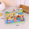 Child Book Coloring, Kids Color Filling Book
