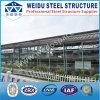 Prefabricated Steel Framed Shed Space Frame (WD102110)