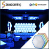 LED RGB 3D Vision Wall/Ceiling/DJ Decoration Panel Light