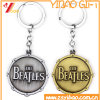 Fashion Cartoon Metal Charms Key Chain for Souvenirs