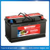 12V92ah AGM Start Stop Auto Battery Car Battery Manufacturer Price
