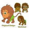 Audited Factory Custom Stuffed Toy Plush Lion