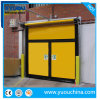 Zipper Type Self Repairing Airtight High Speed Fast Acting Rapid Rolling Shutter Doors for Clean Room